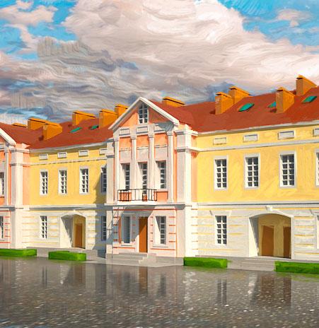 Жилой комплекс «Затверецкий квартал»
