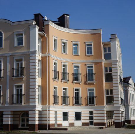 Заволжский район, ул. 1-я А. Невского, дом 10, корпус 6 (66,7 кв.м)