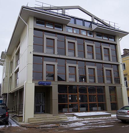 Офисный центр на Симеоновской
